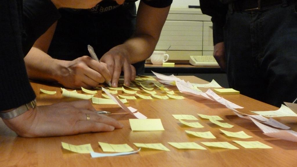 Sprint planning, planovanie sprintu