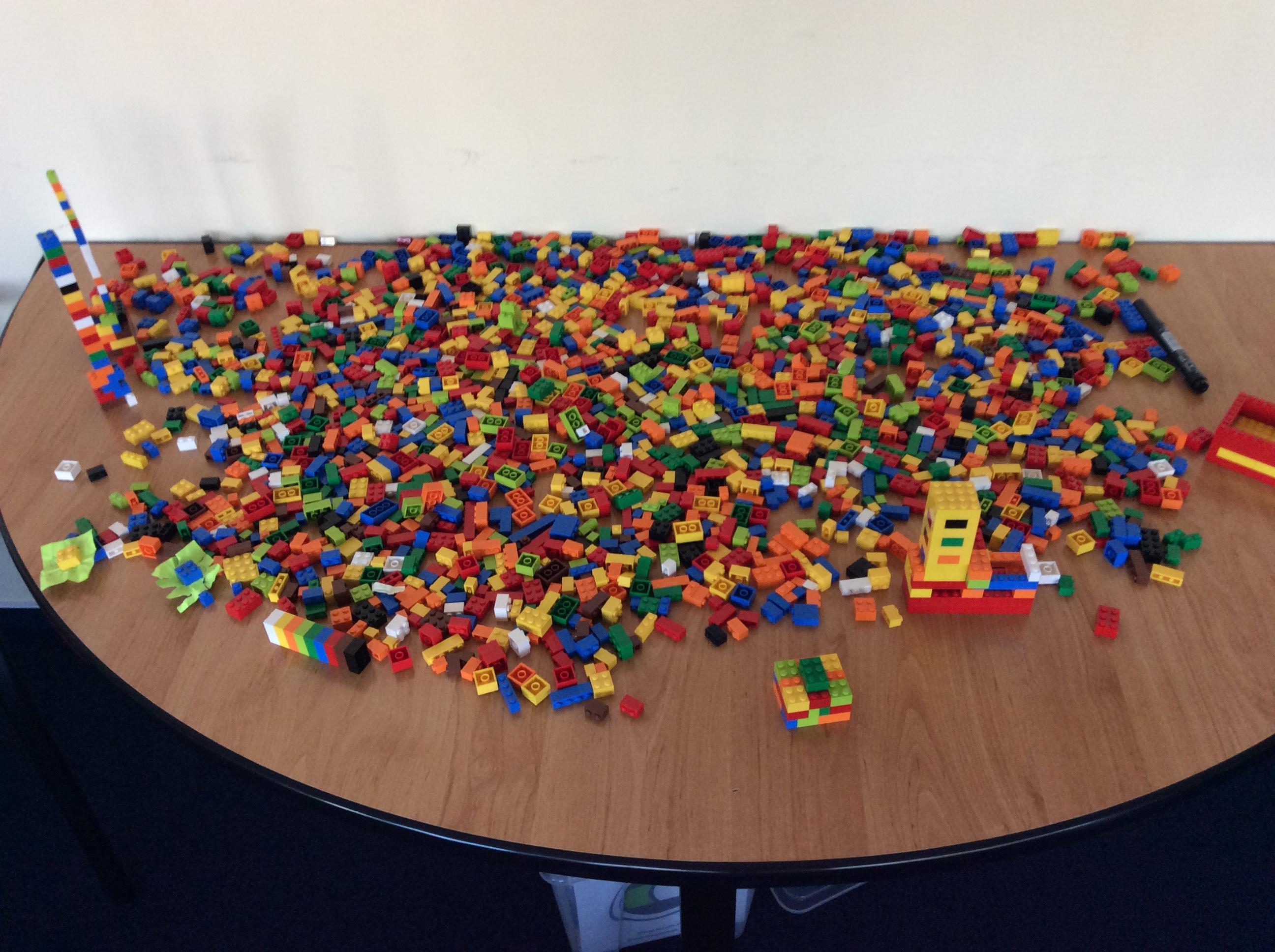 trening agile lego mesto