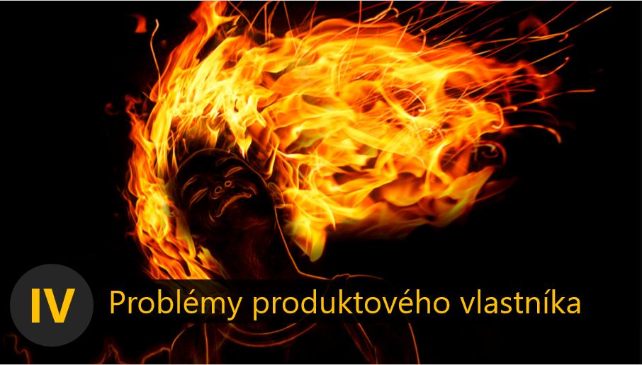 problemy produktovy vlastnik