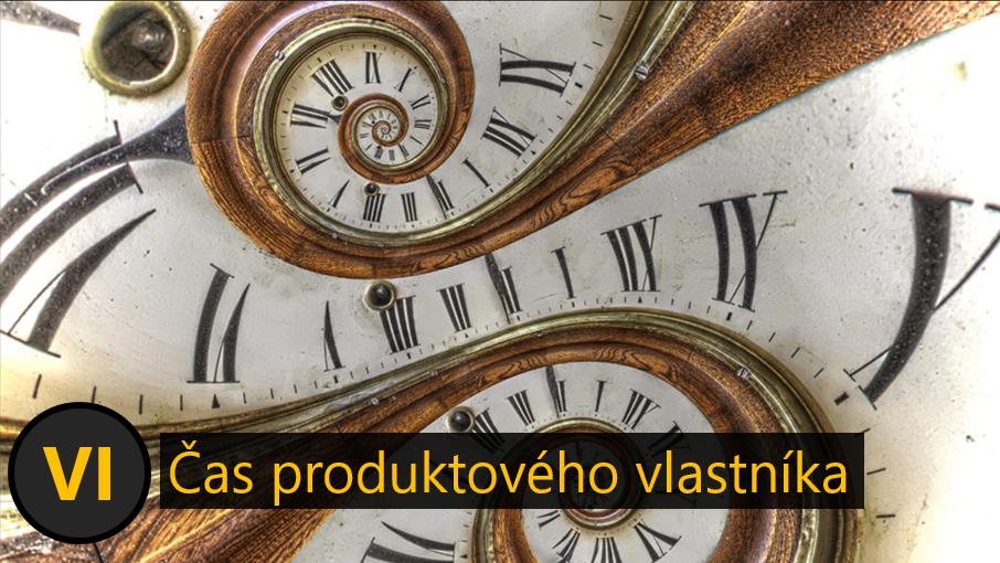 cas produktovy vlastnik