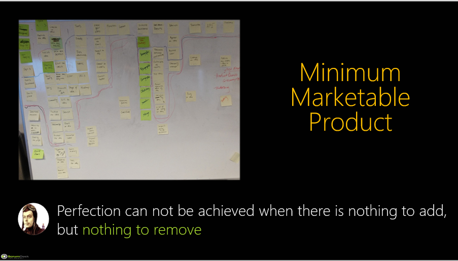 minimum viable product mvp marketable mmp mmf