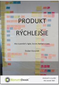 Kniha agile scrum kanban lean