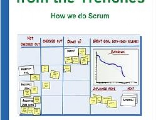 Kniha Scrum and XP from The Trenches