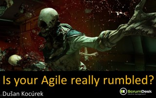 Is your agile scrumbled for ScrumImpulz 2016