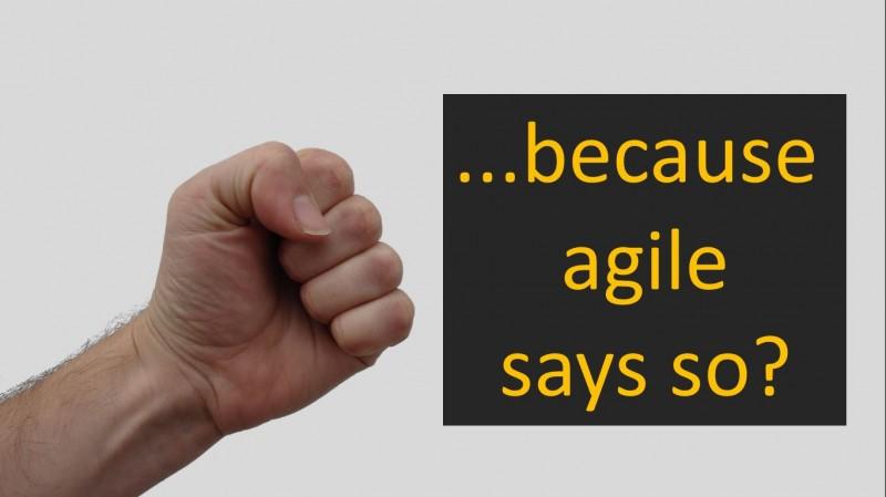 chyby agile