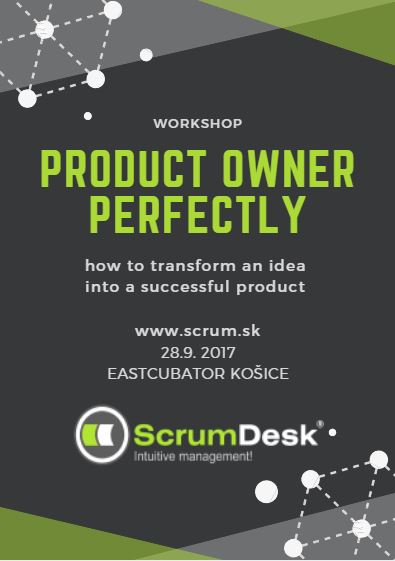 trening productowner kosice