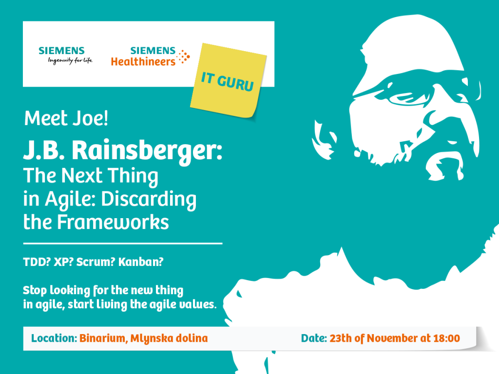 Meetup J.B. Reisberger