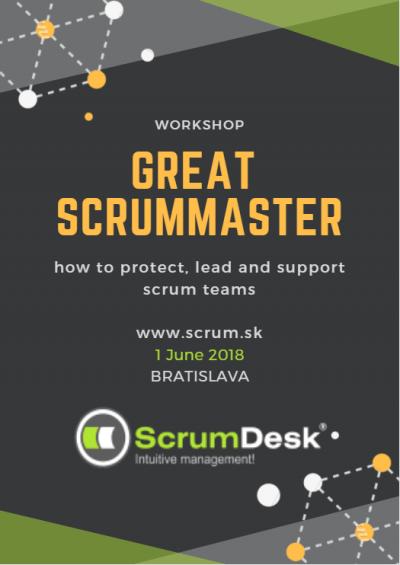 training Great ScrumMaster