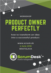 trening product owner