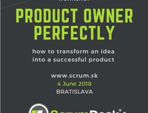 Public training: Product Owner Perfectly