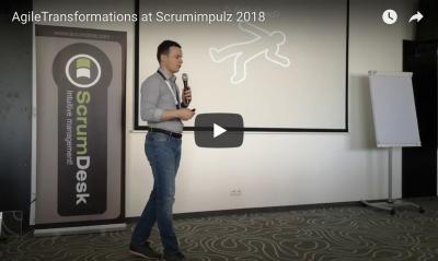 Timofey Yevgrashyn ScrumImpulz 2018