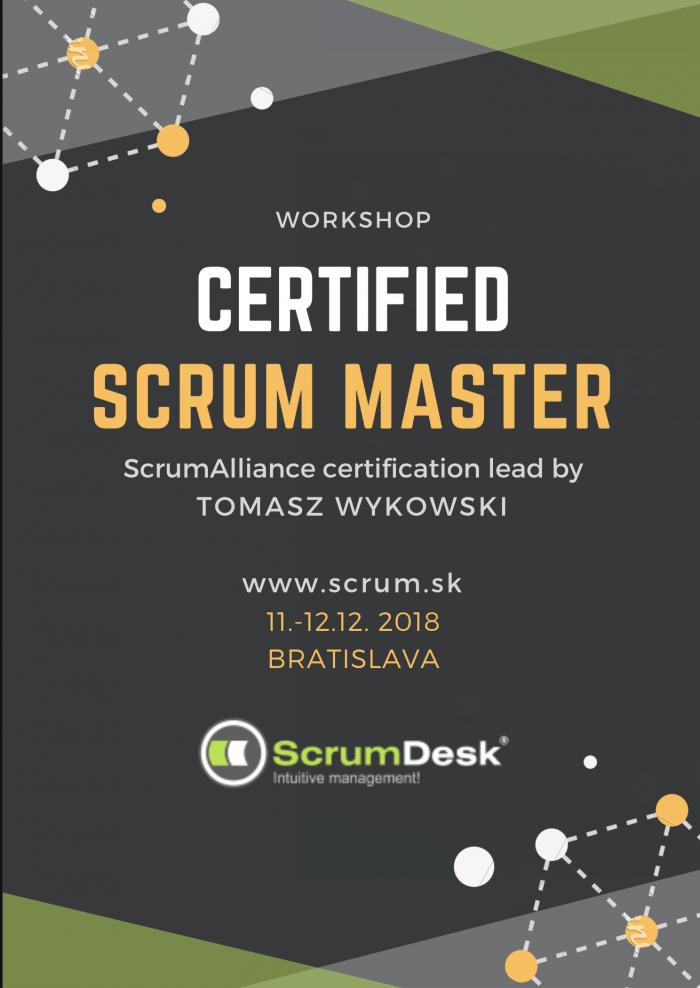 CSM ScrumDesk 2018