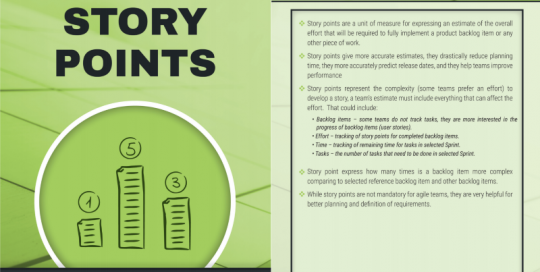 scrum karty 24 - Storypoints