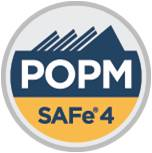 SAFe® 4 Product Owner/Product Manager (POPM) Certificate