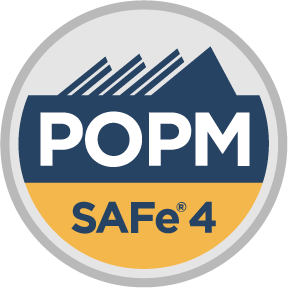 SAFe 4 Product Owner/Product Manager (POPM) Certificate