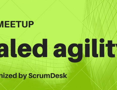 Scaled Agility Meetup #2, Košice, 12.3.2020