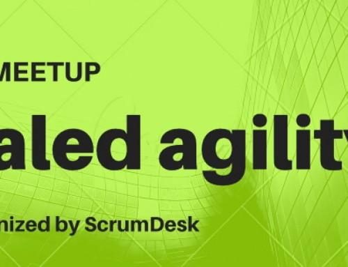 Scaled Agility Meetup #2, Košice, 7.5.2020