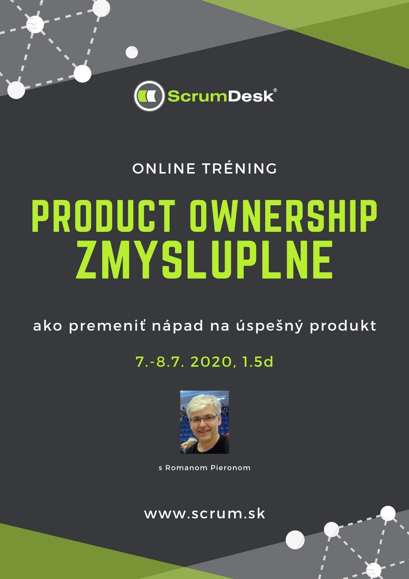 Product owner trening