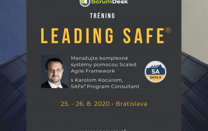 Leading SAFe trening