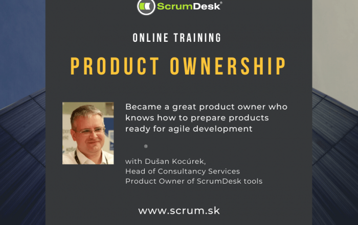 Product Ownership trening