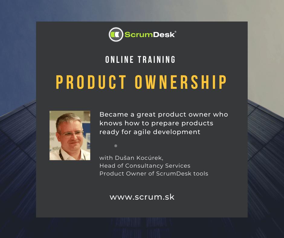 Product Ownership trening