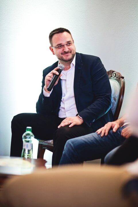 Karol Kocúr, ScrumDesk mentor