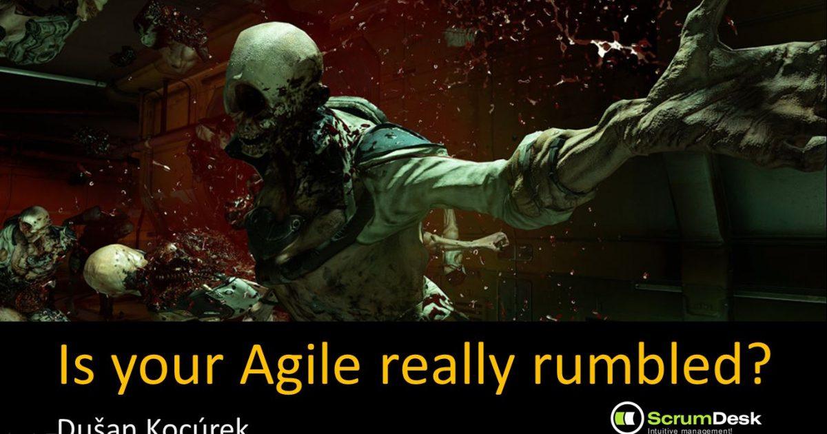 Je vaše agile pokrivené? Chyby pri zavádzaní Agile.