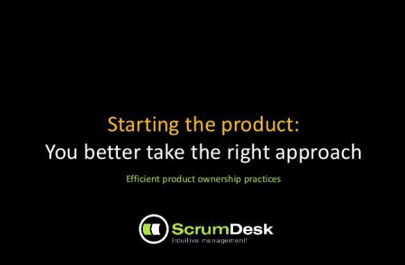 Toolkit produktového vlastníka