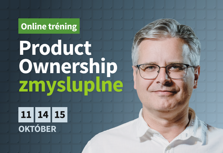 Online tréning Product Ownership